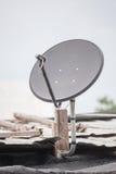 MaträttTV, svart Fotografering för Bildbyråer