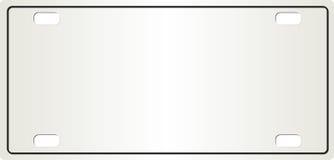 Matrícula Editable ilustração do vetor
