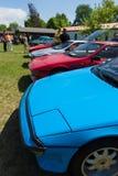 Matra Murena - a 3-seat single row sports car Stock Images