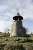 Matrafured Kontrollturm Lizenzfreie Stockfotos