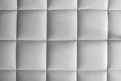 Matratzenweißhintergrund Stockfotografie