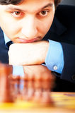 Maître grand Vugar Gashimov (rang du monde - 12) de FIDE Photo stock