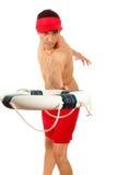 Maître nageur Photo stock