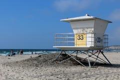 Maître nageur Station de La Jolla Photo libre de droits