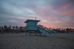 Maître nageur Watch Tower Photos libres de droits