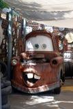 Matre nella casella di riparazione, Disneyland California fotografia stock libera da diritti