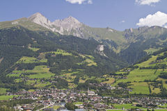 Matrei in East Tyrol Stock Photo