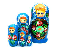 Matreshka stockbild