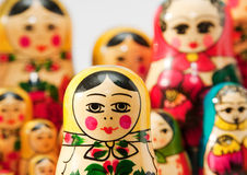 Matreshka Foto de Stock Royalty Free