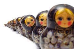 Matreshka Royalty Free Stock Image