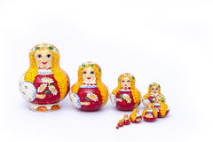 Matreshka Stock Afbeeldingen