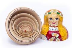 Matreshka Royalty-vrije Stock Afbeeldingen
