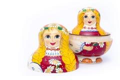 Matreshka Royalty-vrije Stock Fotografie