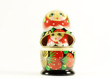 Matreshka Obraz Royalty Free