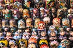 Matreshka do russo Imagem de Stock