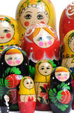 Matreshka doll Stock Image