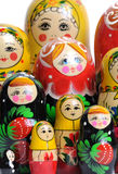 Matreshka doll Stock Photography