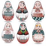 Matreshka Royalty Free Stock Images