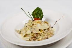 Matrestaurang för menyn Royaltyfri Fotografi