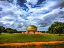 Matri mandir Royalty Free Stock Photo