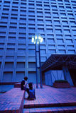 Matrice de Tokyo photographie stock libre de droits