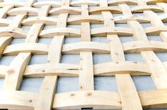 Matrice en bois Images libres de droits