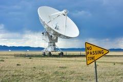 Matrice molto grande - New Mexico fotografie stock libere da diritti