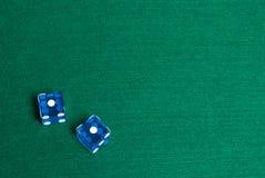 Matrices de casino Photos libres de droits