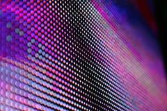 Matrices del LED Foto de archivo libre de regalías