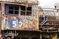 Matricola del motore 529 Fotografia Stock