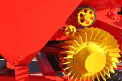 Matériel agricole Image stock