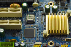 Matériel d'ordinateur Photographie stock