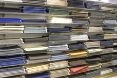 Matériel/tissu Images stock