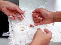 Matrimonio, felice e divertimento per tutti fotografie stock libere da diritti