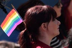 Matrimonio gay Fotografie Stock Libere da Diritti