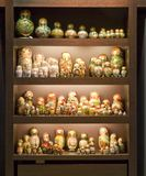 Matrioshka Stockbilder