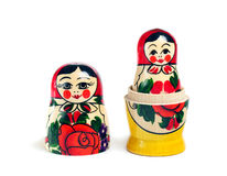 Matrioshka doll Stock Photos