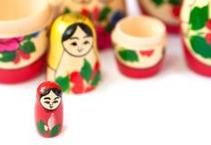 Matrioshka doll. Stock Images