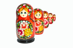 Matrioshka Stock Photography
