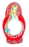 Matrioshka royalty free stock image