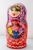 Matrioska. Traditional Russian Matrioska, vintage toy doll from Russian Culture stock images
