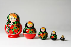 Matrioska Stock Images