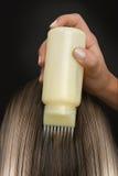 matris hår arkivfoto