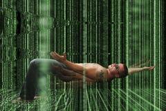 Matrix Lizenzfreie Stockfotos