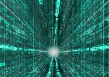 Matrix angespornt Stockfoto