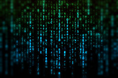 Matrix Background stock images