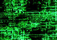 Matrix background royalty free stock image