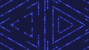 Matrix - background Stock Image