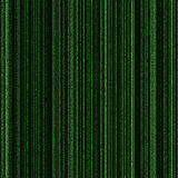 Matrix Binary  Background Stock Photo