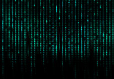 Matrix conceptual background Stock Photos